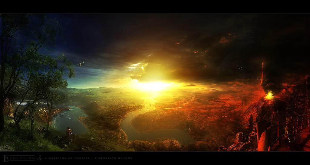 Naš planet je već počeo živjeti u 4. dimenziji