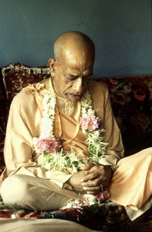 A.C. Bhakivedanta Swami Prabhupada - autor Bhagavad Gite Kakva Jest