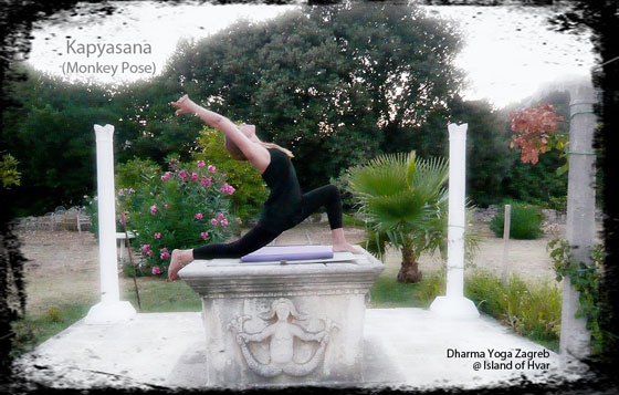 kapyasana,-monkey-pose