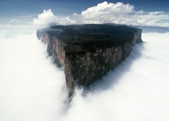 11. Mount Roraima (South America)