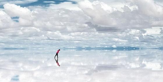 14. Solar du Uyuni (Bolivia)
