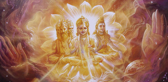 HinduTrinityBrahmaVishnuandShiva