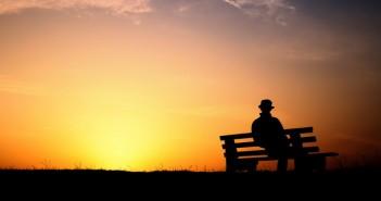 pleasant-sunset-alone-