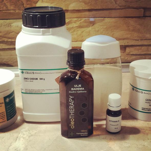 Napravite sami hidratantni mirisni losion za sunčanje s faktorom 20