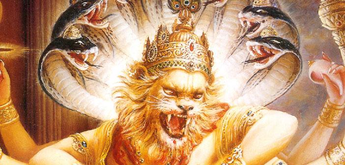 Danas je Narasimha Caturdasi - Povoljan dan za molitve za zaštitu od svih negativnih utjecaja
