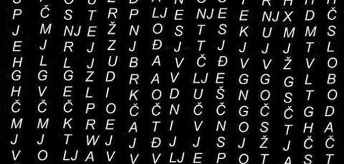 TEST OSOBNOSTI: Koje su prve tri riječi koje vidite?