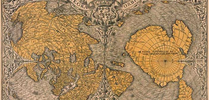 Mapa Piri Reisa stara 500 godina negira službenu povijest ljudske rase?
