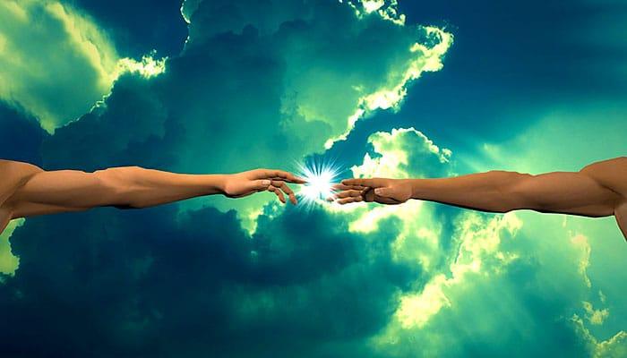 Bez obzira tko si, Božanska energija, Bog te voli!