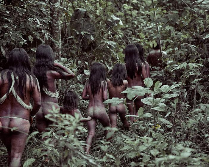Huaorani Cononaco River - Jimmy Nelson