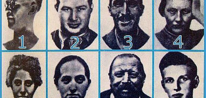 Test slavnog psihijatra vas razotkriva: Koje vas lice najviše plaši?