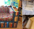 Bookshelf-Chair