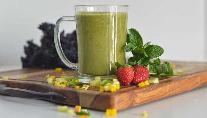 Najbolji recepti za zeleni smoothie doručak - Gotovo za 5 minuta, ukus božanstven!