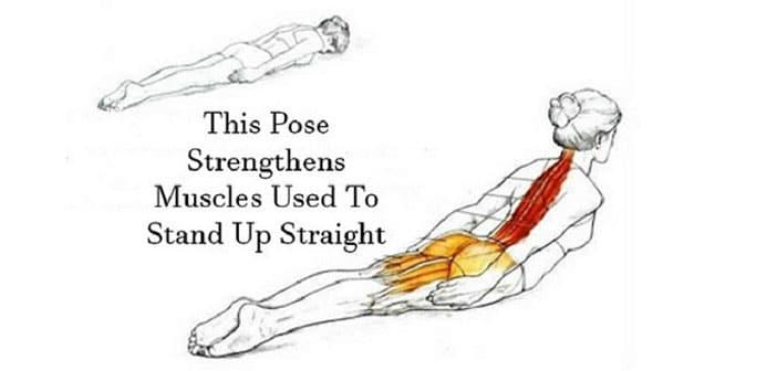 Poboljšajte svoje držanje i oslobodite se boli u leđima ovom jednostavnom vježbom