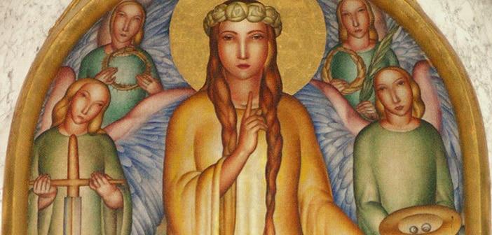 13.12. Blagdan Sv. Lucije - Dan kada se sadi pšenica i darivaju djeca