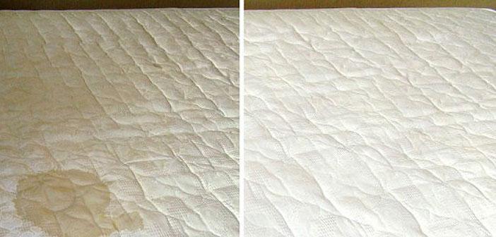 Najučinkovitiji način čišćenja madraca od mrlja i neugodnih mirisa