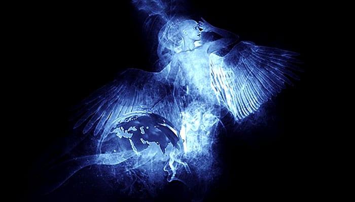 Anđeli dolaze iz paralelnih svjetova