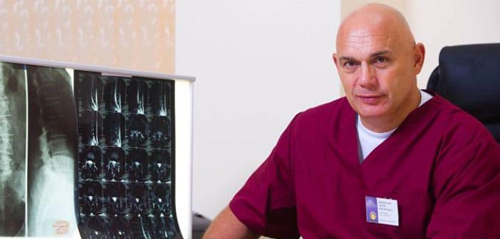 Doktor Sergej Bubnovski: