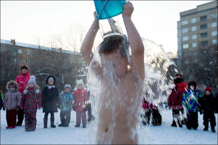 Tajna tuširanja hladnom vodom: Neopisivo stanje blaženstva, vrhunsko zdravlje i snaga!