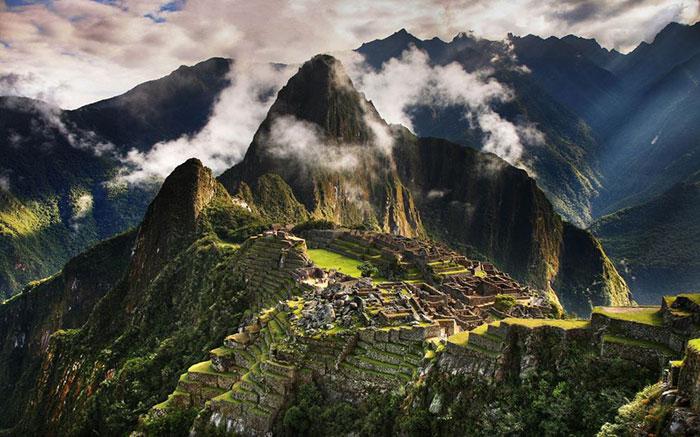 4 Machu Picchu in Peru 00