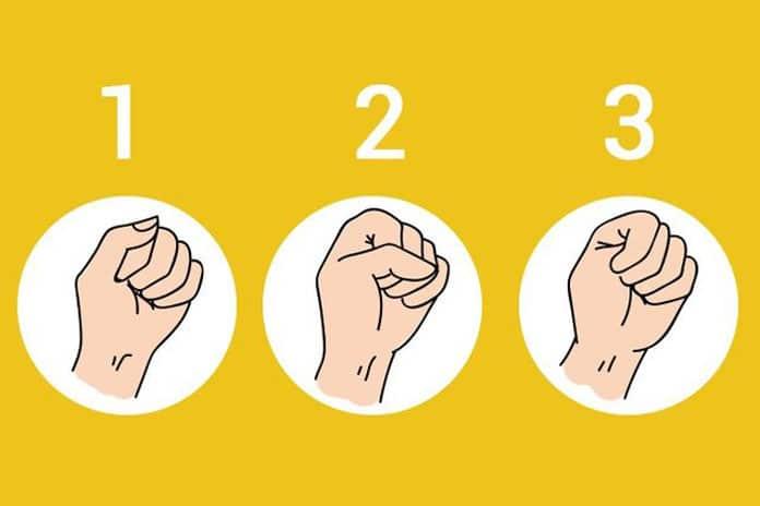 Stisnite šaku - i reći ćemo vam nešto duboko o vama (Vrlo precizan test!)