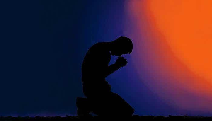 Dragi Bože, ne dozvoli mi da zavolim ono što nije suđeno da bude moje