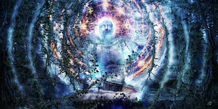 Bez svjesnosti o božanskom, tijelo i niže emocije sredstvo su i hrana demonima