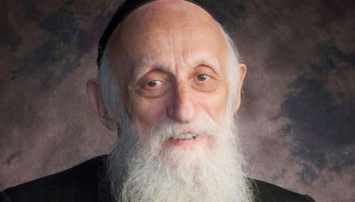 Rabin dr. Abraham Twerski: