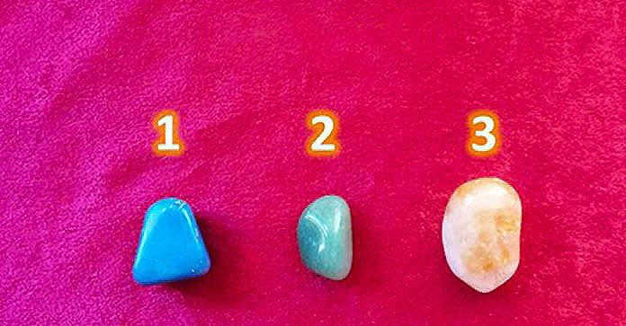 Jedan od ova 3 kristala vam nosi PORUKU - Koja je namijenjena vama?