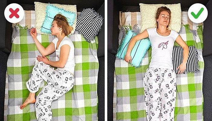 8 najgorih položaja za spavanje i 8 najboljih koji mogu riješiti mnoge zdravstvene probleme