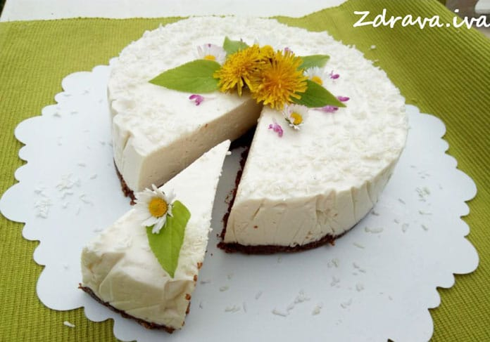 Lagani, kremasti i zdravi proljetni cheesecake - brzo i bez pečenja!