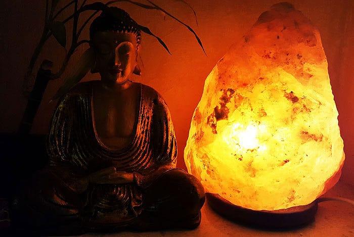 10 fantastičnih stvari koje vam pruža lampa od himalajske soli