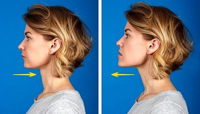 8 djelotvornih vježbi za zategnuto lice i vrat