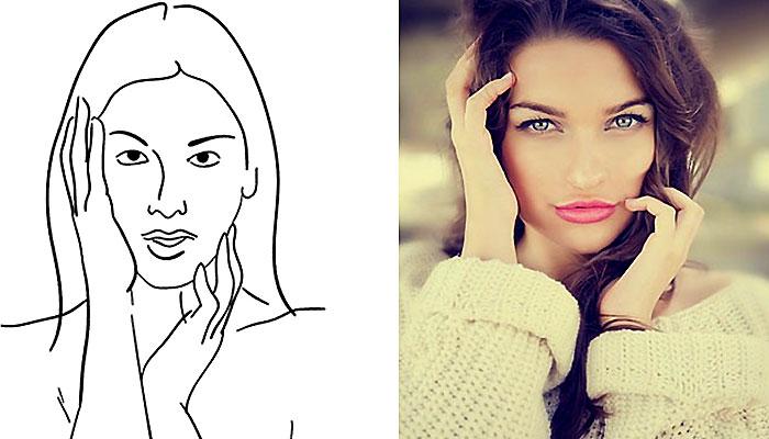 Naučite pozirati i savršeno izgledajte na fotografijama: 20 savjeta korisnih ženama - i fotografima