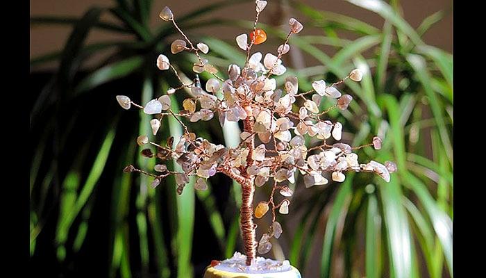 Drvo sreće Ahat - Harmonija, blagostanje i iscjeljenje
