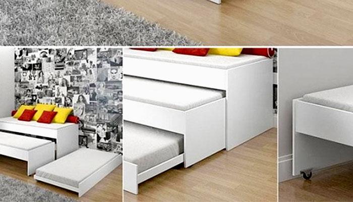 18 fenomenalnih ideja za male sobe