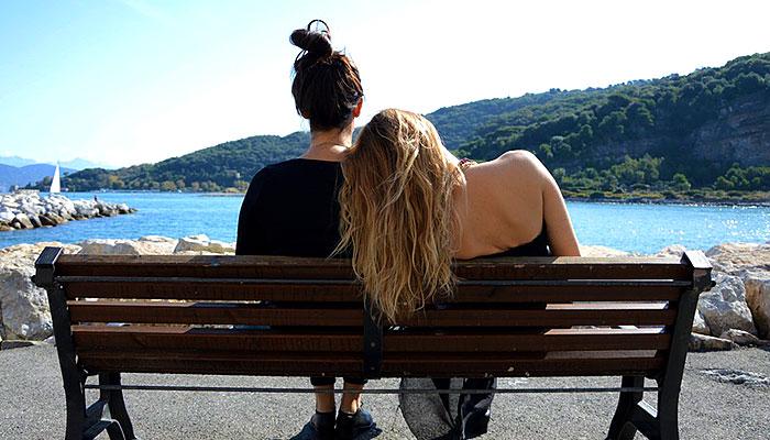 Osjećaj koji daje prijateljstvo između dviju snažnih žena
