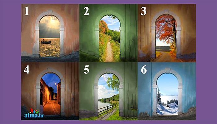 Prolaz koji odaberete vodi vas u novu budućnost: Koji put vam sudbina otvara?