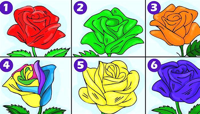 Izaberite najljepšu ružu i otkrijte duboku tajnu svoje osobnosti - Odlična analiza!
