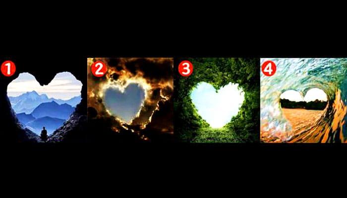 TEST: Odaberite SRCE koje vam se sviđa - ONO otkriva vaše ljubavne tajne