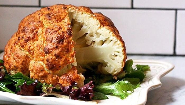 Cvjetača zapečena u pećnici - Ovaj recept napravit će vas pravim majstorom kulinarstva!