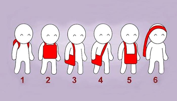 TEST: Na koji način nosite torbu? Ova navika krije uzbudljive činjenice o vašoj osobnosti!