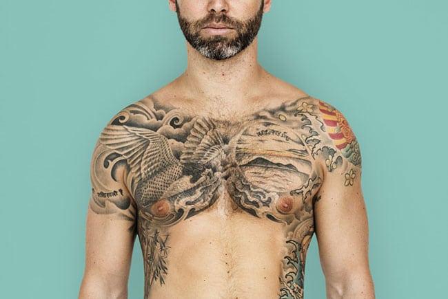 što Položaj Vaše Tetovaže Govori O Vašoj Osobnosti Ovo