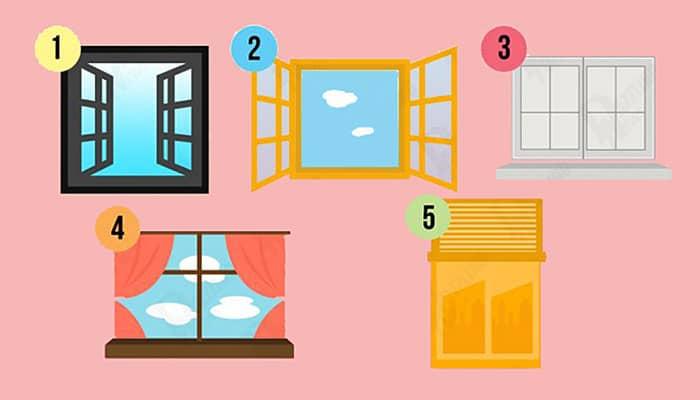 TEST: Prozor koji prvo privuče vašu pažnju govori o vašoj osobnosti