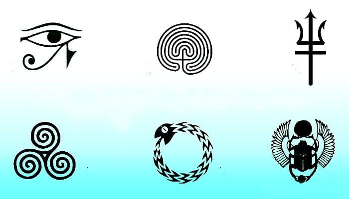 EVO 6 najsnažnijih simbola - Odaberite svoj i otkrijte što vaša duša doista treba!