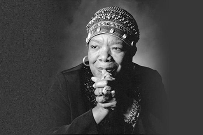 Maya Angelou: