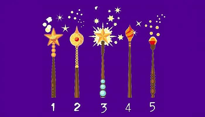 TEST: Odaberite čarobni štapić i otkrijte čarobnu stvar o sebi!