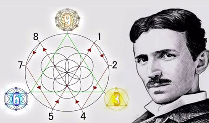 Nikola Tesla i TAJNA koja se krije iza bojeva 3, 6 i 9