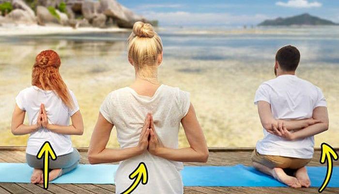 5 vježbi koje odmah pokazuju koliko vam je tijelo mlado i gipko - Testirajte svoju fleksibilnost!
