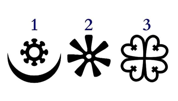 Odaberite 1 duhovni simbol kako biste otkrili svoju svrhu!