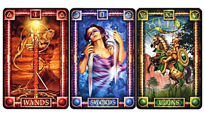 Odaberite najprivlačniju tarot kartu i pročitajte savjet života!